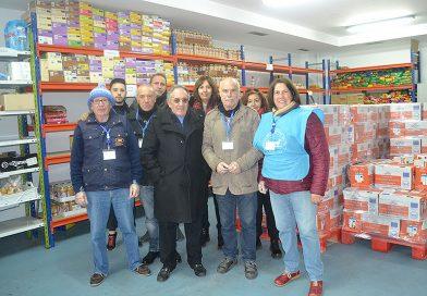 El Banco de Alimentos del Sil, la refundación de la 'empresa' que mejor combate la crisis en El Bierzo