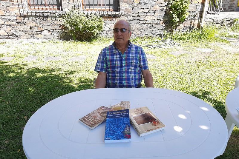 Primitivo Martínez, exsacerdote y escritor berciano afincado en Puerto Rico.