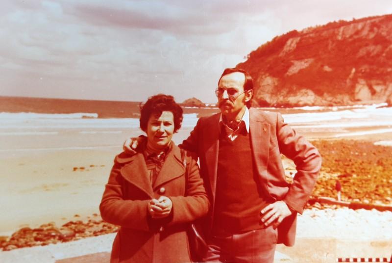 Violeta y Franganillo, en Galicia